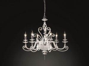 Lampadari: quali sono i modelli e come scegliere quello giusto per ogni stanza