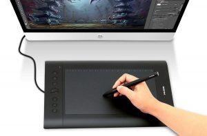 Tavoletta grafica: tecnologia ed arte in un solo dispositivo