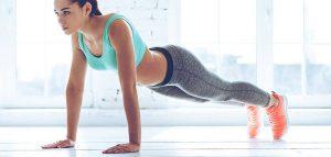 Workout a casa: come farlo funzionare per chi non ha tempo di andare in palestra