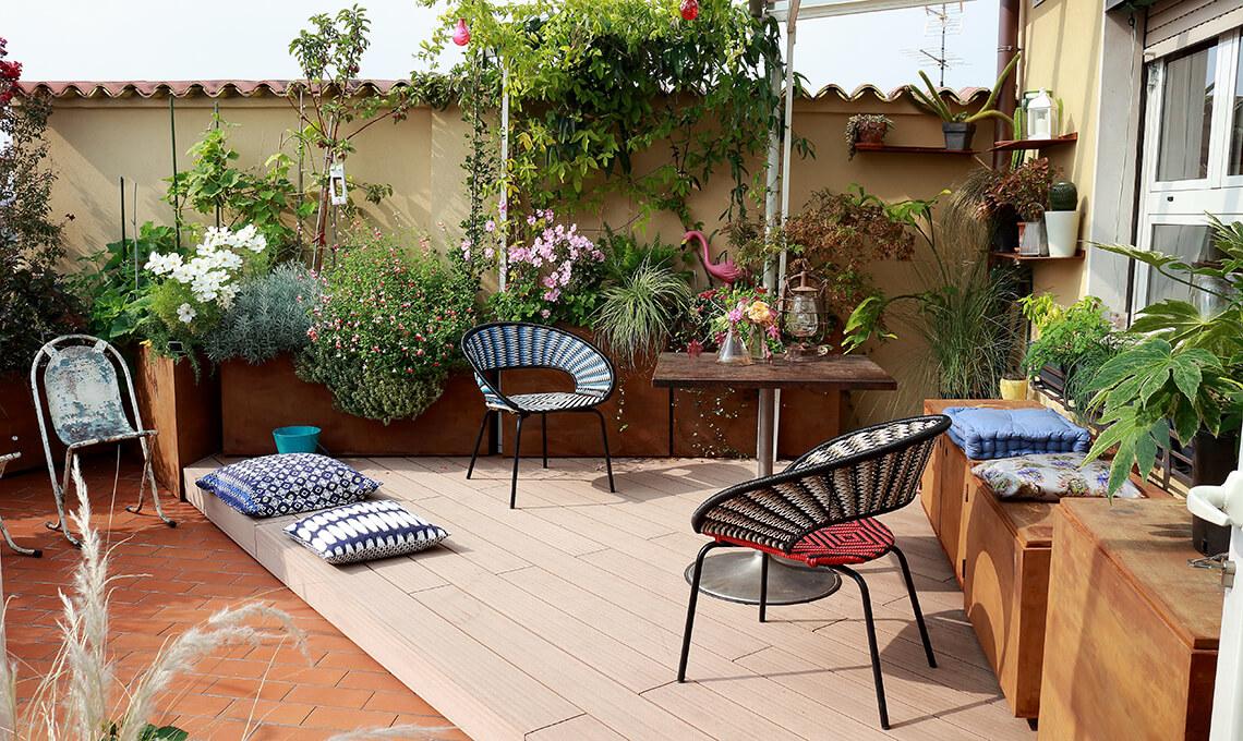 Arredamento terrazzo le idee per godersi questo spazio in for Arredo terrazzi