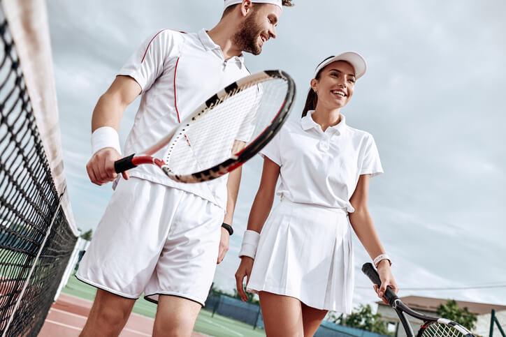 Abbigliamento tennis, cosa indossare per essere comodi