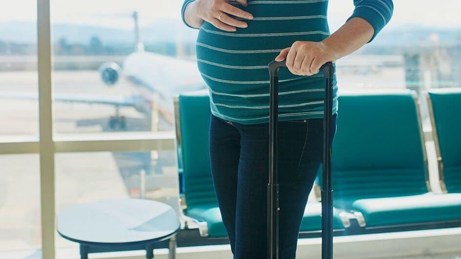 Come organizzare un viaggio in gravidanza sicuro e senza pericoli